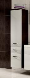 Koupelnová skříňka vysoká EVO Barevné varianty Korpus wenge +