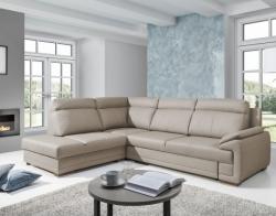 rozkládací rohová sedačka LOFT potahový materiál I. cenová skupi