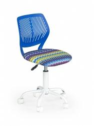 Dětská židle BALI barevné provedení modrá