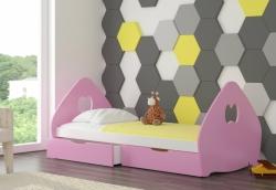 Dětská postel BALSA barevné provedení zelená
