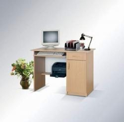 Počítačový stůl 01 barevné provedení olše