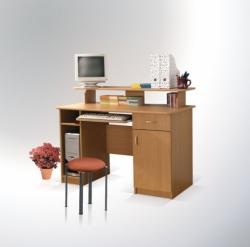 Počítačový stůl MAX1 barevné provedení olše
