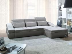 Rohová sedací souprava CORFU potahový materiál: II. cenová skupi