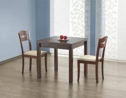 Jídelní stůl GRACJAN ořech - rozkládací