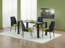 Jídelní stůl KEVIN - černý