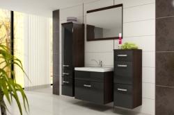 Koupelnový set EVO 60 Umyvadlo bez umyvadla, Zrcadlo bez zrcadla
