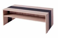 konferenční stolek ADEN barevné provedení: san remo / grafitový