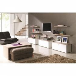 Obývací stěna LIVING 2 obývací stěna , konferenční stolek: bez k