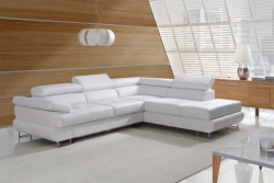 Rohová sedací souprava LUTON potahový materiál: II. cenová skupi