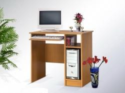 Počítačový stůl MINI barevné provedení olše