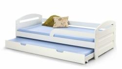 Dětská postel NATALIE barevné provedení bílá
