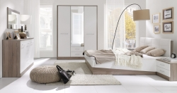 Ložnice LIVERPOOL rozměry postele 160 x 200