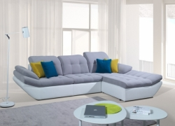 Rohová sedací souprava PALLAZZO potahový materiál I. cenová skup