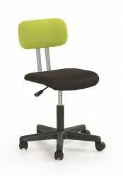 dětská židle PLAY černá / zelená