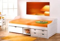 dětská postel FLORO s matrací