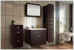 Koupelnový set RONDO wenge
