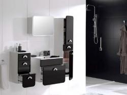 Koupelnový set RONDO černá