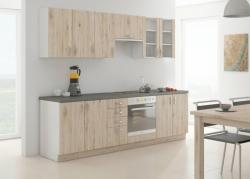 Kuchyňská linka SARA BORDEAUX Rozměr: 180 cm