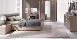 Ložnice LONDYN rozměry postele 160 x 200 cm, úložný prostor ne