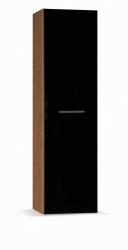 Skříňka TANGO T12 barevné provedení candiano / černý lesk